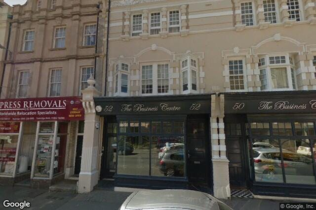 52 St Leonards Road, Bexhill On Sea, Office / Retail To Let - Image from Google Street View - 28