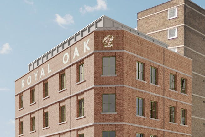 The Royal Oak, London, Leisure / Office / Retail To Let - View A .jpg