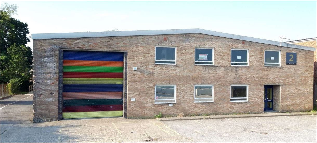 2 Stewart Road, Kingsland Business Park, Basingstoke, Industrial To Let - Image 1 front.JPG