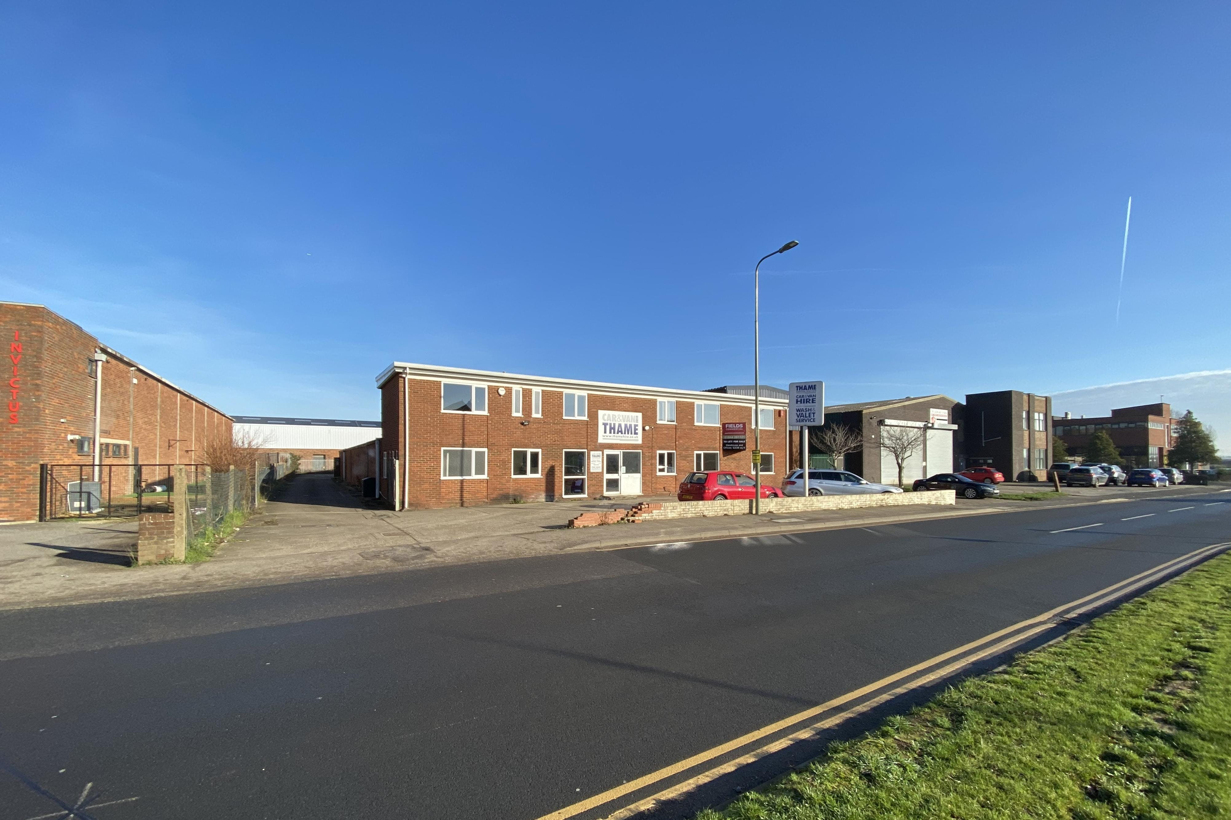 3A Wenman Road, Thame, Industrial To Let / For Sale - IMG_5488.JPG