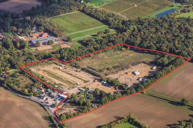 Olde Chase Farm, Chelmsford, Land To Let - Front Cover.JPG
