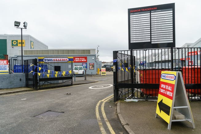 Units 17 & 18 Zennor Trade Park, Balham, Industrial To Let - balham-zennor-127.jpg