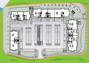 Unit 13 Conqueror Court, Staplehurst Road, Sittingbourne, Office To Let / For Sale - Site Map.JPG