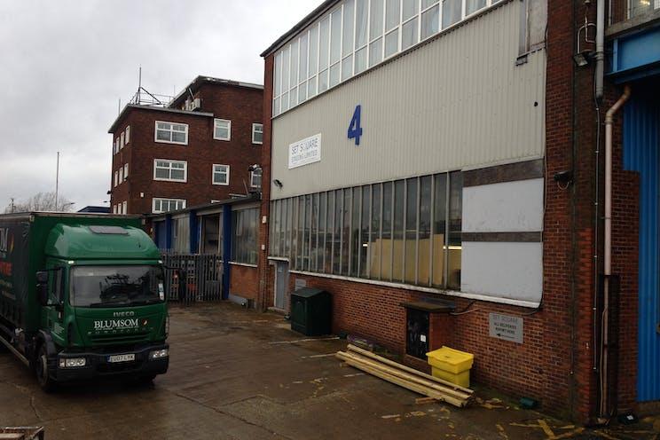 Unit 4 Willow Lane Business Park, Mitcham, Warehouse & Industrial For Sale - Unit 4, Willow Lane, Mitcham - External