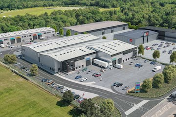 Quantum Business Park, Beacon Hill Road,  Church Crookham, Fleet, Warehouse & Industrial / Offices To Let / For Sale - Front of site 1.jpeg