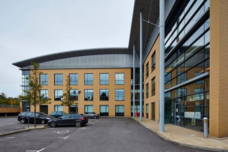 Fleet 27, Ancells Business Park, Fleet, Offices To Let - Exterior2
