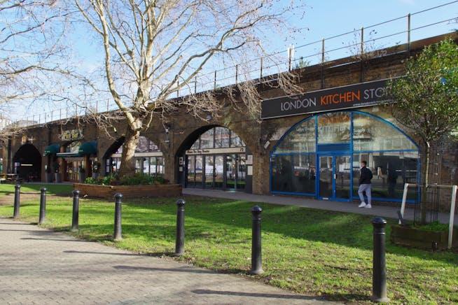 Arches 70 Albert Embankment, Goding Street, Vauxhall, Retail / Leisure To Let - IMGP4412.JPG
