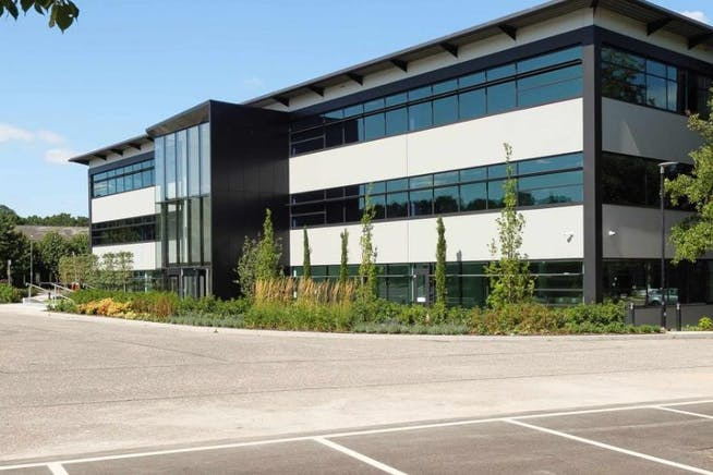 Maplewood, Chineham Park, Basingstoke, Office To Let - ExteriorJan20.jpg