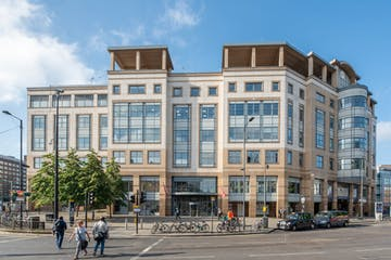 1 Hammersmith Broadway, Hammersmith, Offices To Let - outside.jpg