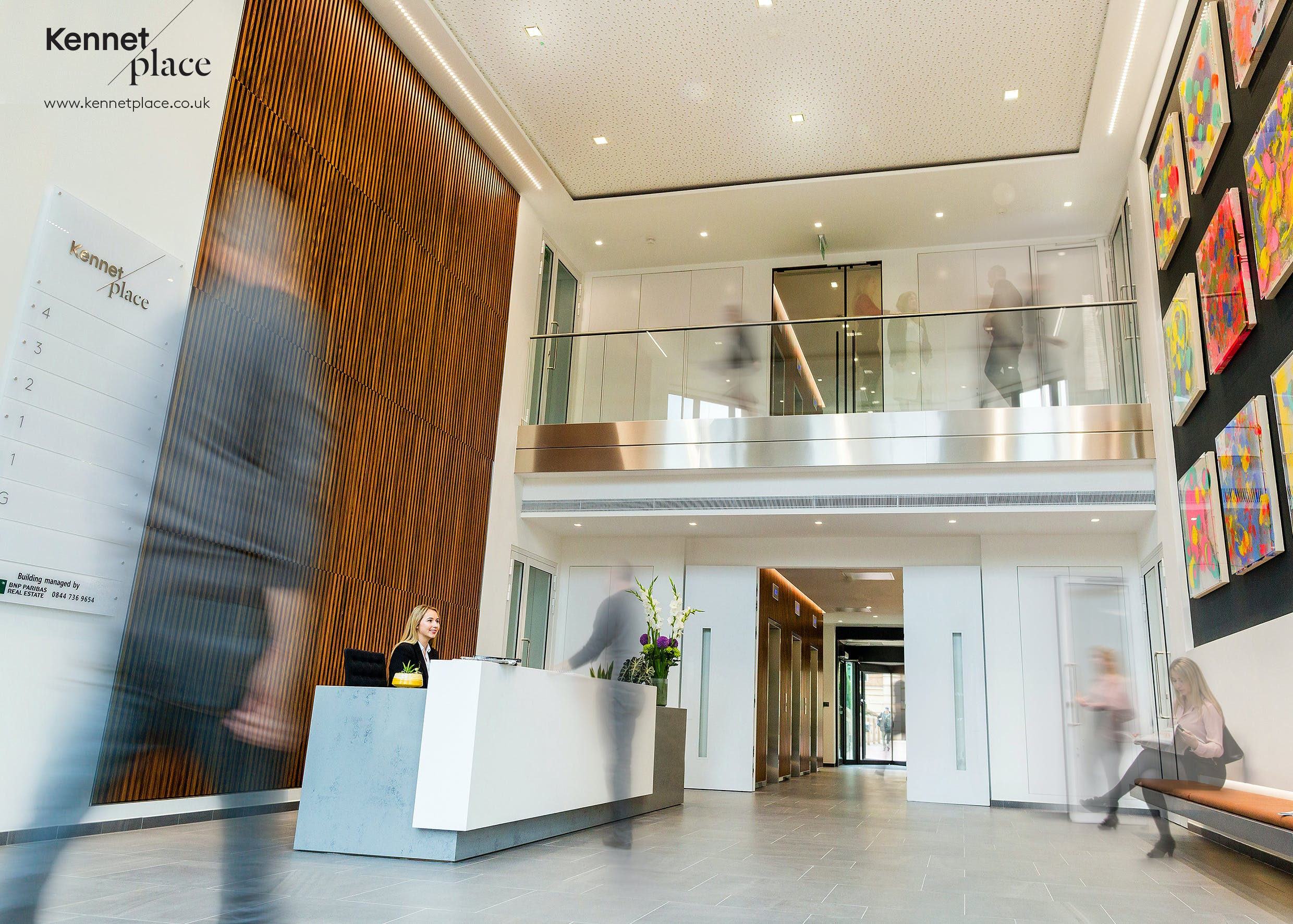 Kennet Place, 121 Kings Road, Reading, Offices To Let - KP_Reception.jpg