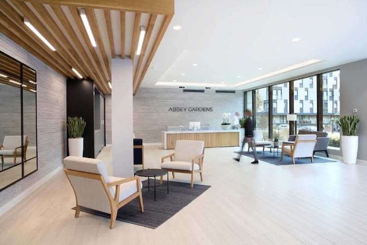 Abbey Gardens, Abbey Gardens, Reading, Office To Let - Reception.jpg
