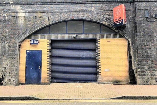 Arch 403 Mentmore Terrace, Hackney, Industrial To Let - external .jpeg