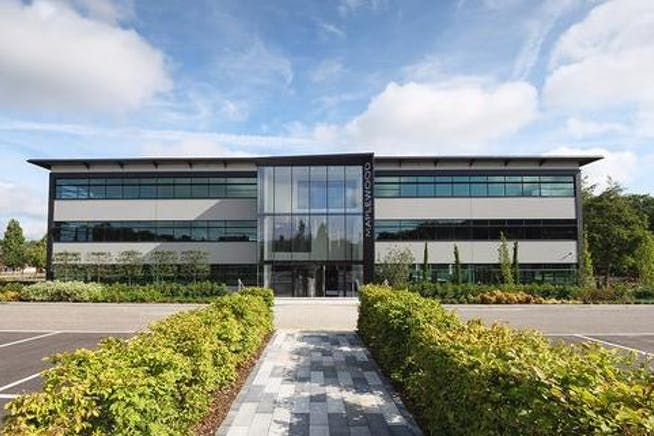 Maplewood, Chineham Park, Basingstoke, Office To Let - Frontage.jpg