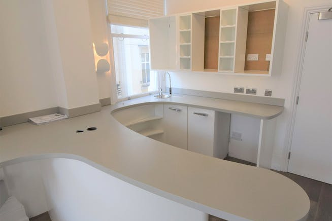 2-3 Grosvenor Street, London, Offices To Let - Kitchen