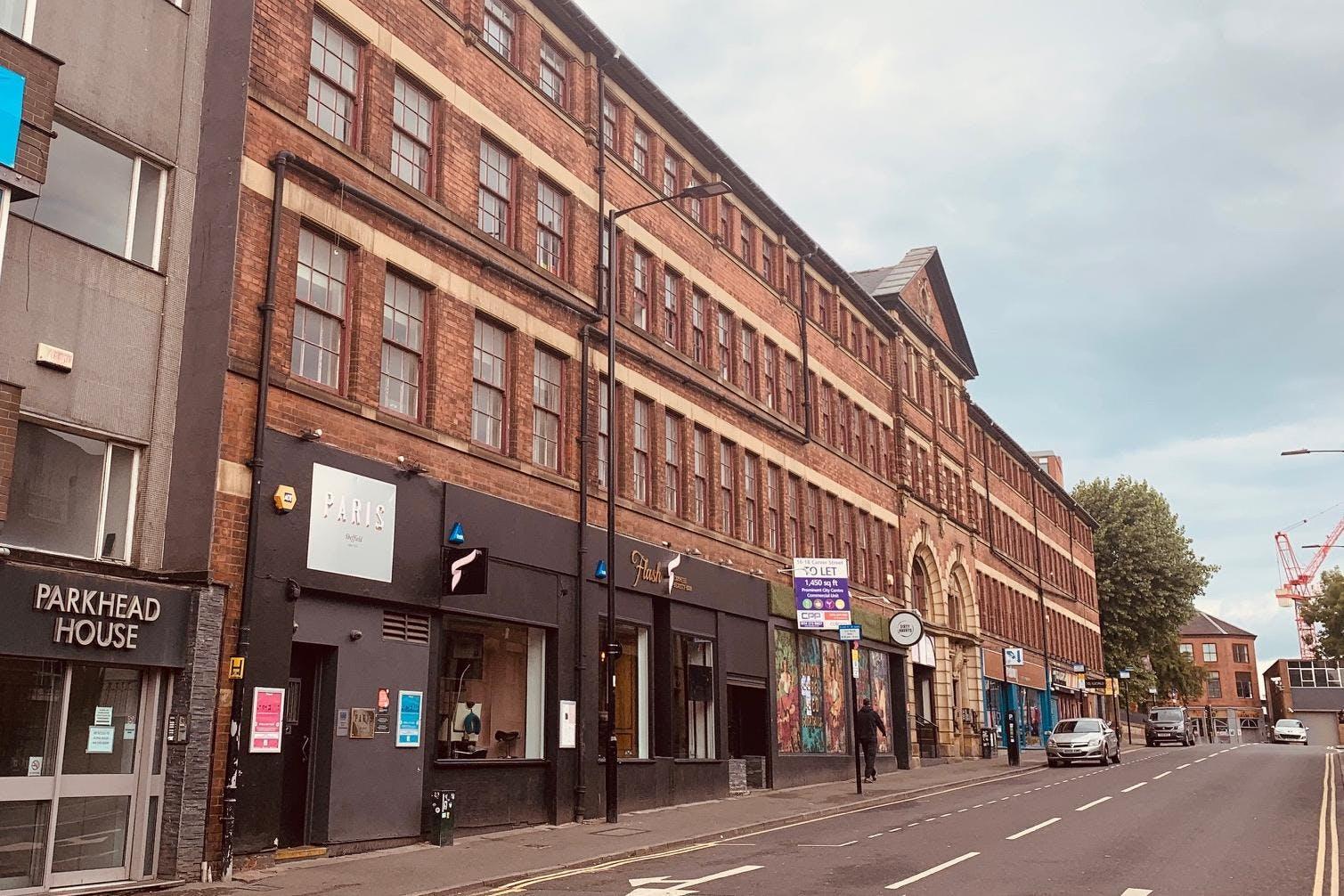 Devonshire Works, Carver St, Sheffield, Offices To Let - Devonshire Works 5.JPG