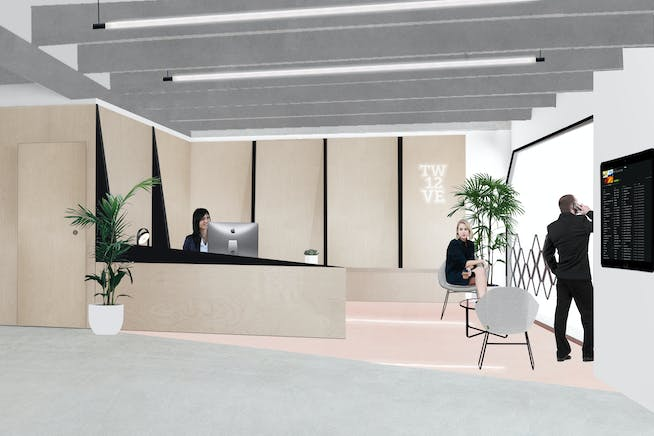 TW12ve, Forbury Road, Reading, Reading, Offices To Let - Forbury visual desk.jpg