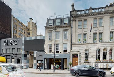 22 Great Marlborough Street, London, Office To Let - 22gmsext2.jpg - More details and enquiries about this property