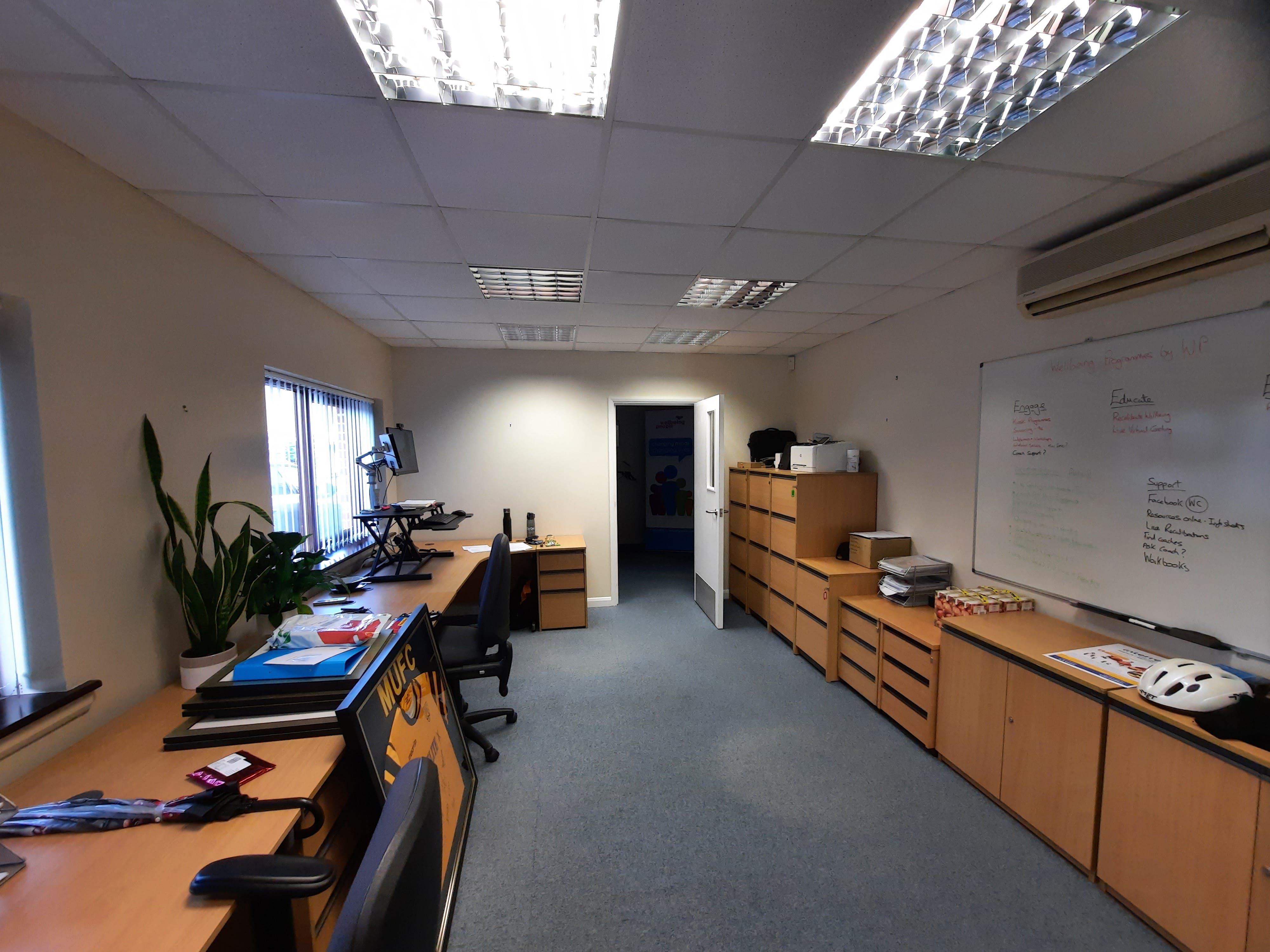 Conway House, Unit 11 Wheelbarrow Park, Marden, Office To Let - 20210121_102206.jpg