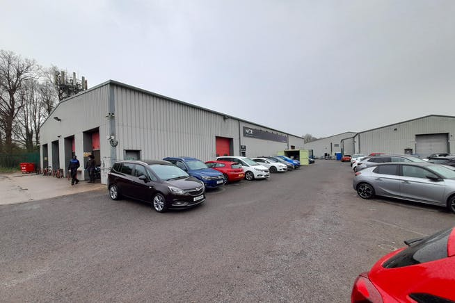 J Davy, Churchill Way West, Basingstoke, Warehouse & Industrial To Let / For Sale - Image 1