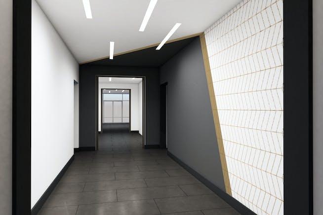 Rivergate House, Newbury, Offices To Let - Corridor rev A.jpg