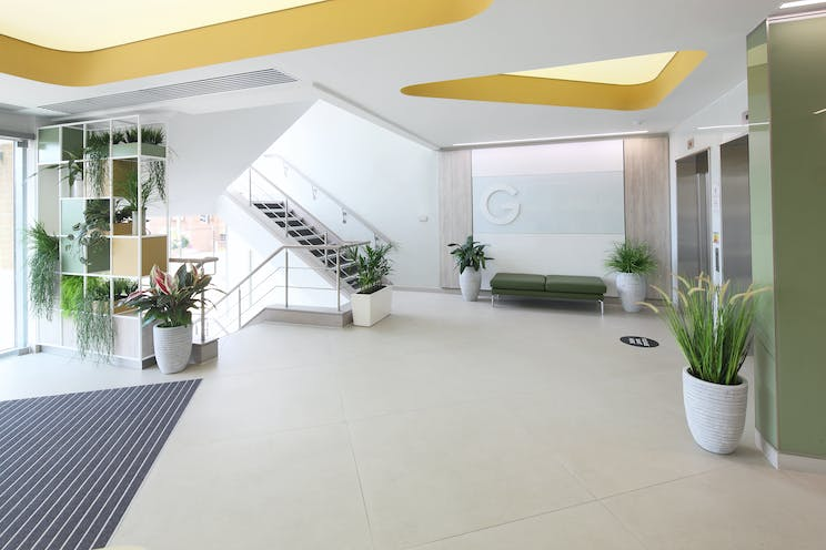 Magna House, 18-32 London Road, Staines, Offices To Let - B Reception 6.JPG