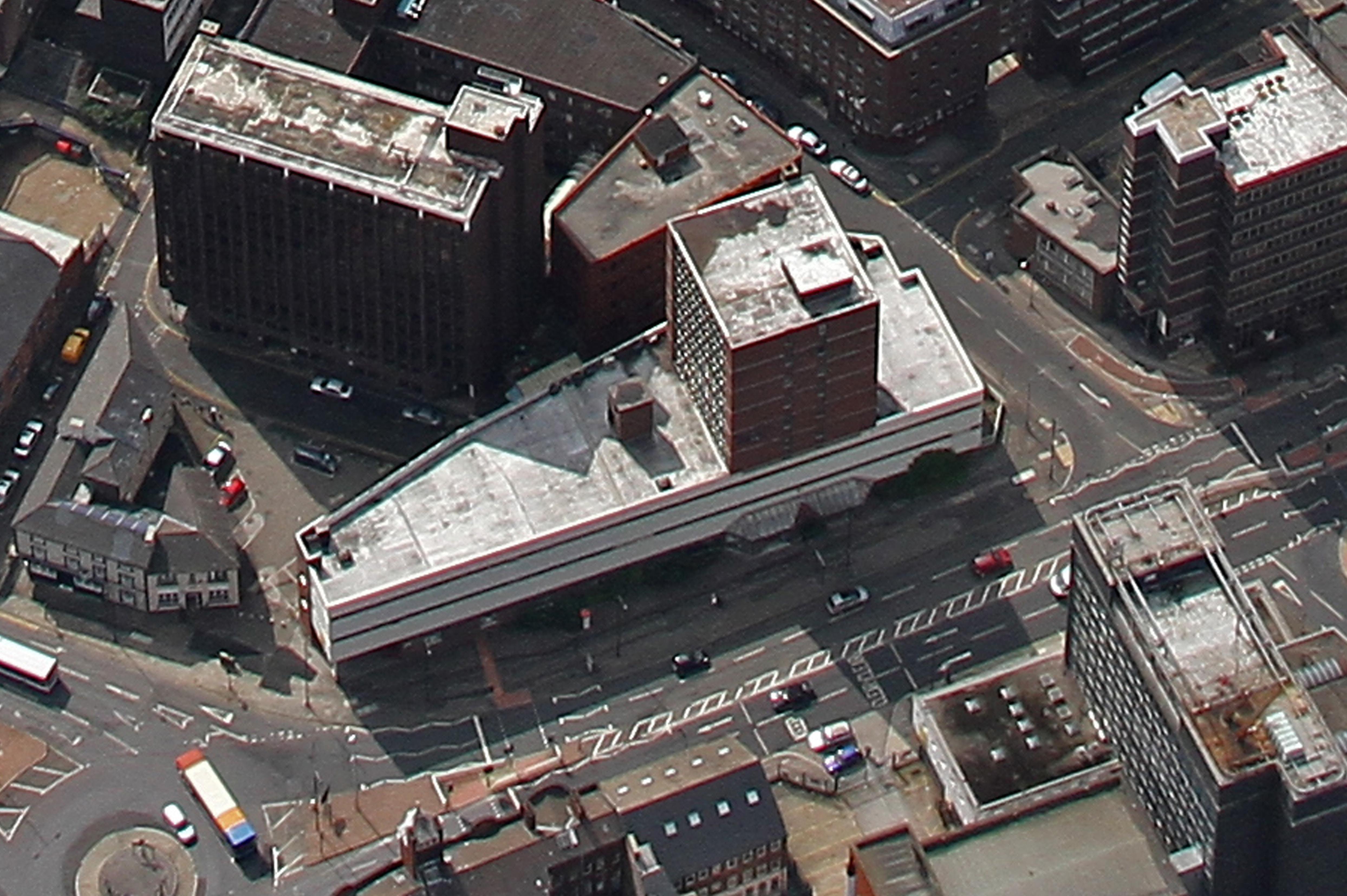 Weston Tower, Sheffield City Centre, Sheffield For Sale - Weston - Aerial View.jpg