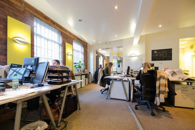 Brooklyn Works, Sheffield, Offices To Let - internal office 2