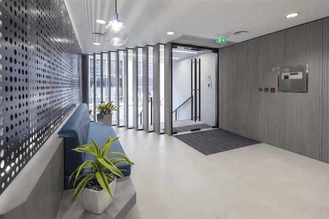 Farringdon Point, 33 Farringdon Road, London, Offices To Let - Reception (2)