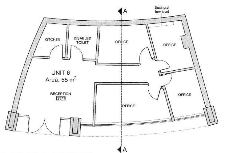 Unit 6 Centrium, Station Approach, Woking, Retail To Let - Floor plan.jpg