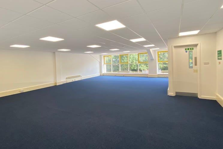 Unit 3 Springlakes Industrial Estate, Aldershot, Warehouse & Industrial To Let - First floor offices