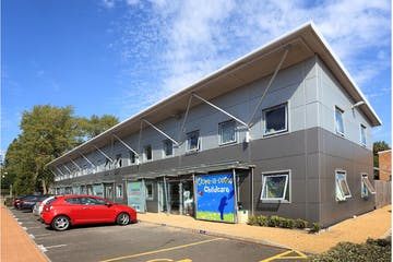 Pine Court, Swindon, Office To Let - Pine Court photo