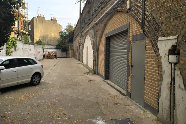 Arch 76 Randolph Street, Camden, Industrial / Leisure To Let - Randolph External .jpg