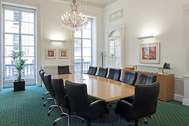 33 St. James's Square, London, Serviced Office To Let - 007_Property.jpg