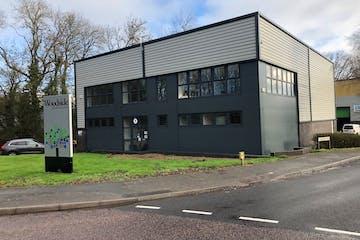 Unit 1 Woodside, South Marston Park, Swindon, Industrial To Let - 1 Woodside FP.jpg