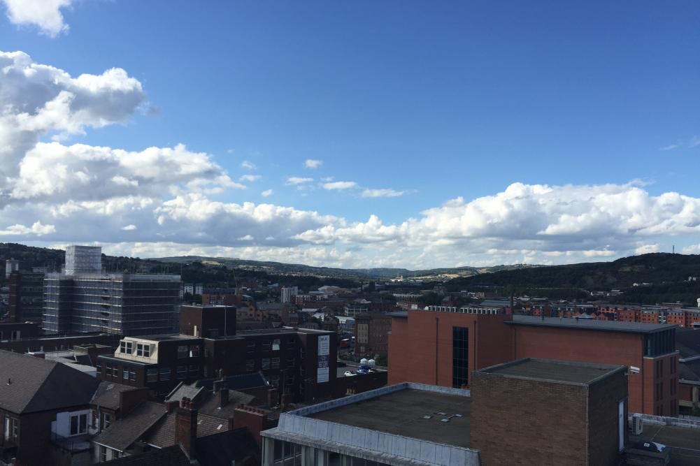 Synergy Building, Synergy Building , Campo Lane, Sheffield, Offices To Let - Panaromic