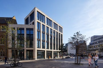 2 Leonard Circus, London, Offices To Let - External