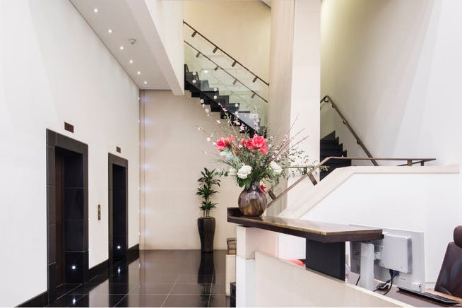 15 Sloane Square, London, Office To Let - Reception.PNG
