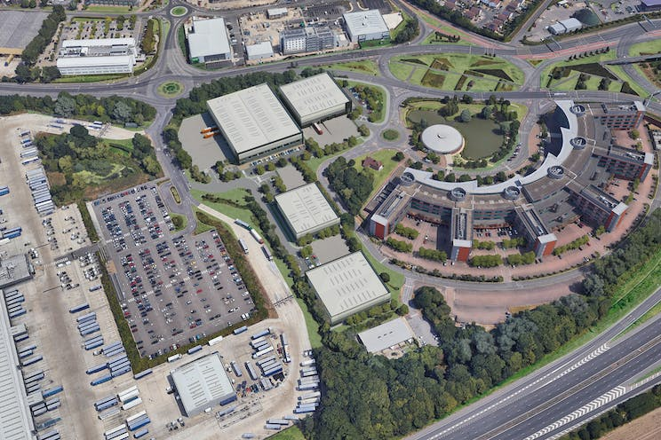 Unit 1, Reading International Logistics Park, Reading, Industrial To Let - Reading International Aerial 2 20-11-19.jpg