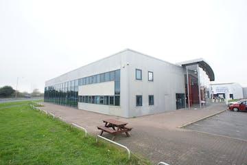 Units 22A&B Cirencester Way, Elgin Industrial Estate, Swindon, Industrial To Let - Unit 22A&B Elgin FP.JPG