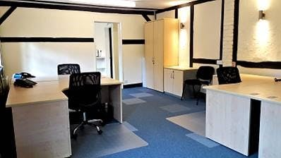 The Post House Offices, Kitsmead Lane, Longcross, Chertsey, Serviced Offices To Let - 5.jpg