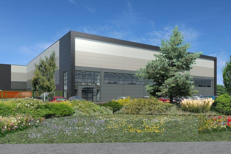 Unit 2, Reading International Logistics Park, Reading, Industrial To Let - Reading International Eye Level Unit 1 20-11-19.jpg