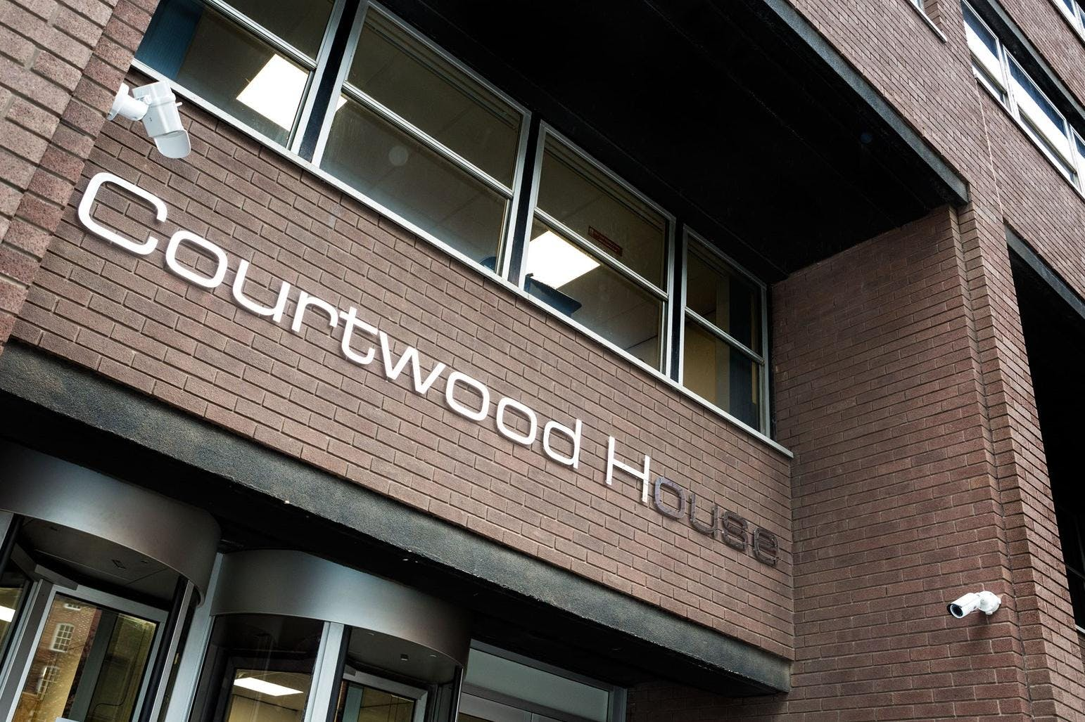Courtwood House, Silver Street Head, Sheffield, Offices To Let - Courtwood Entrance 2.jpg