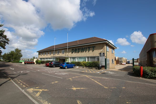 Offices At Drewitt House, Bournemouth, Office To Let - IMG_6625.JPG