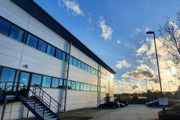 Unit 4 Horizon, Wade Road, Basingstoke, Warehouse & Industrial To Let - Horizon Front.jpg