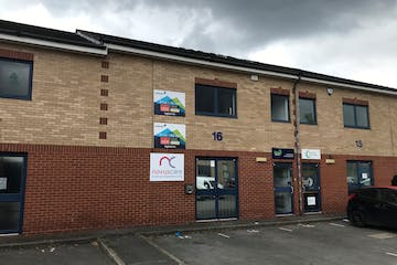 Unit 16A, Boundary Business Centre, Woking, Offices To Let - Front External Photo.jpg