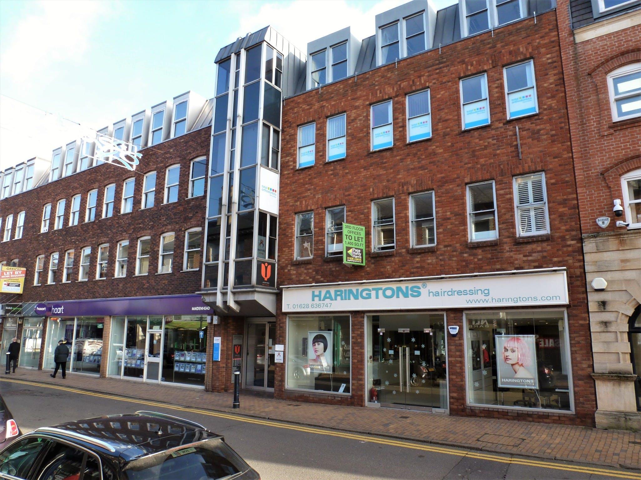 First Floor, 39 Queen Street, Maidenhead, Offices / Other / Other To Let - Third Floor, 39 Queen Street, Maidenhead, Berkshire SL6