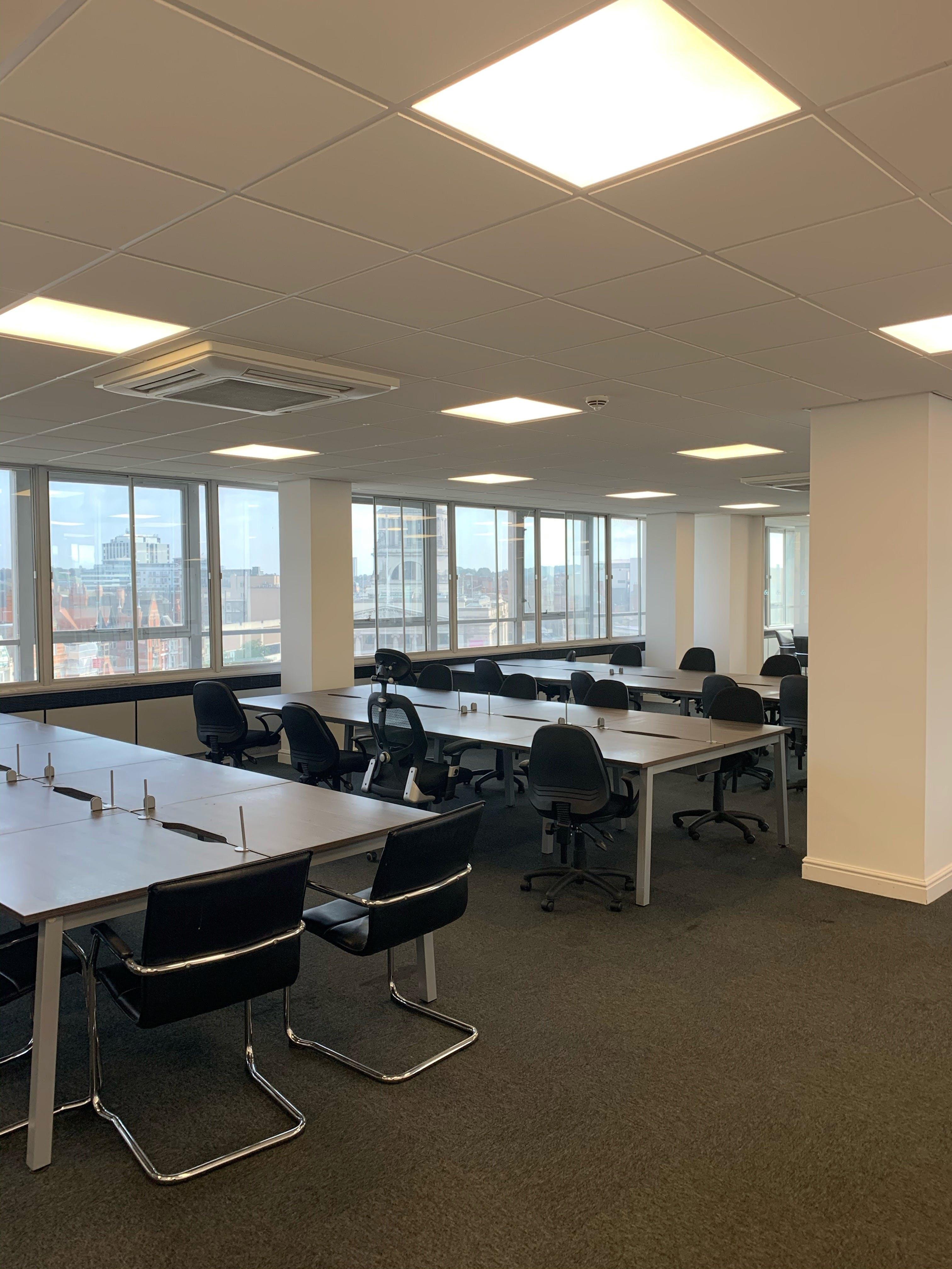 6th Floor - Market Square House, St James Street, Nottingham, Office To Let - Floor 6 photo 2.jpg