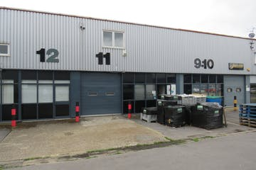 Unit 11, Redfield Industrial Estate, Church Crookham, Warehouse & Industrial To Let - IMG_0862.JPG