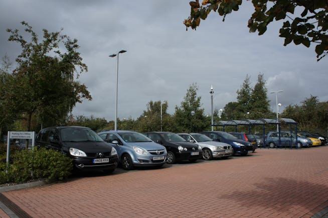 The Bicentennial Building - 2Nd Floor, Chichester, Office To Let - Bicentennial Parking