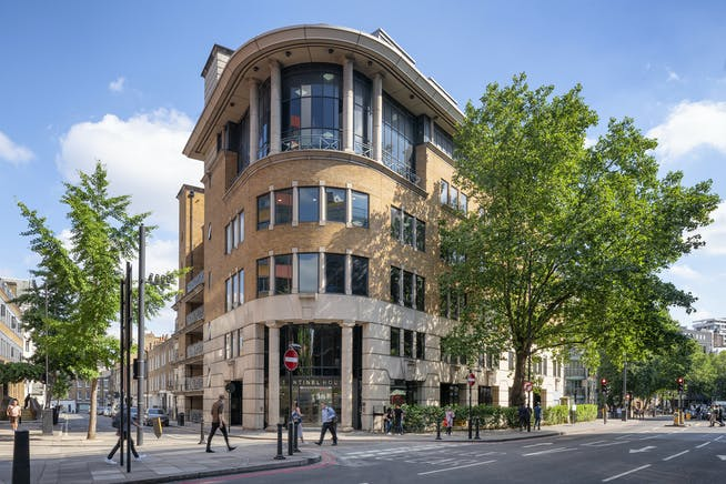 Sentinel House, Marylebone, London, Office To Let - sentinelhousemaryleboneofficetoletExternal.jpg